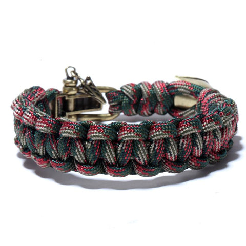 Image of Star Trooper Paracord Bracelet