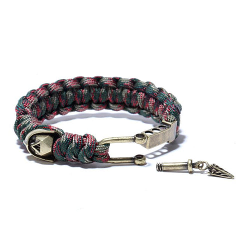 Star Trooper Paracord Bracelet