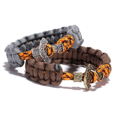 Viking Anchor Paracord Bracelet