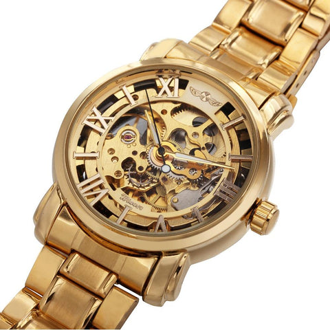 Automatic Skeleton Watch For Men