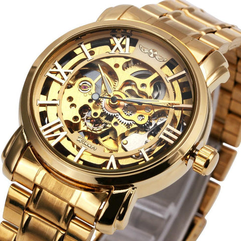 Image of Automatic Skeleton Watch For Men