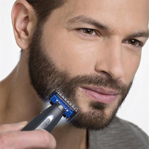 Micro Touch Rechargeable Shaver & Trimmer