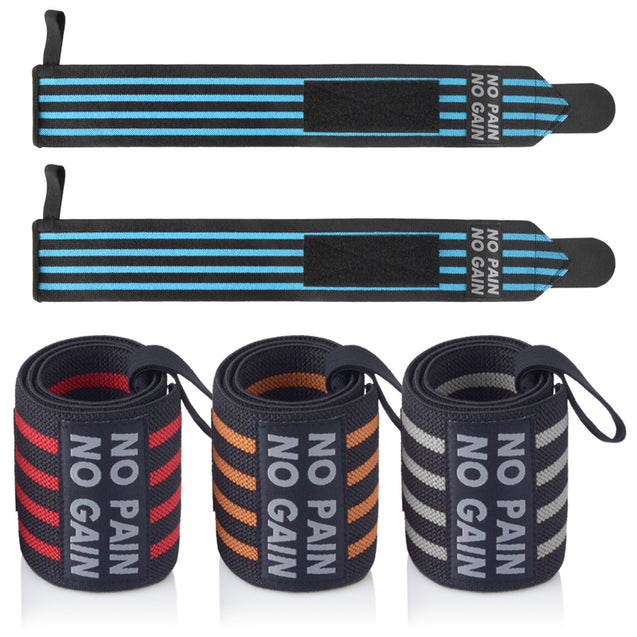Wrist Wraps For Lifting