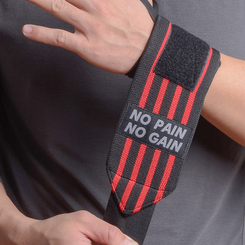 Image of Wrist Wraps For Lifting
