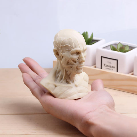 Human Small Resin Sculptures