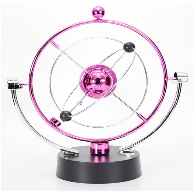 Perpetual Motion Desk Decor