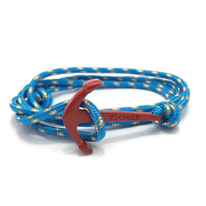 Simple Rope Anchor Bracelet [15 variations]