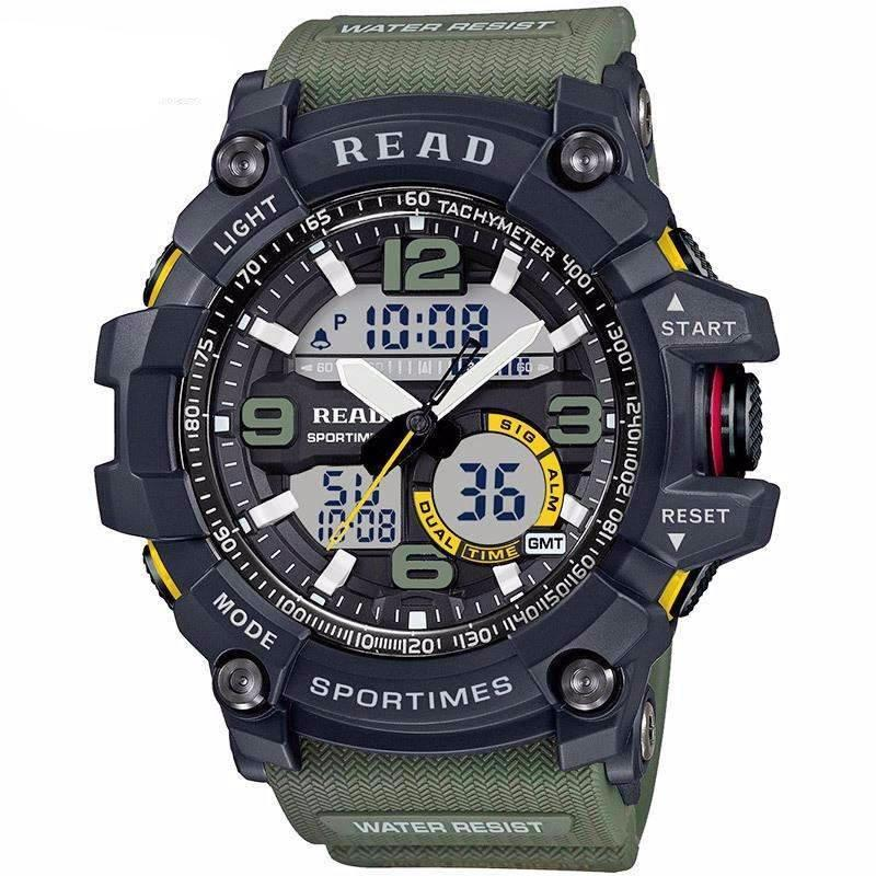 Men's Sport Watch - LED Digital Watch