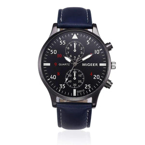 Sport's Analog Quartz Wristwatch - [3 Variants]
