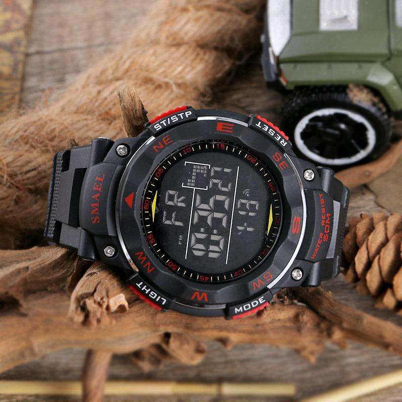 Chronograph Display Digital Watch