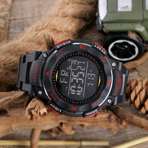Image of Chronograph Display Digital Watch