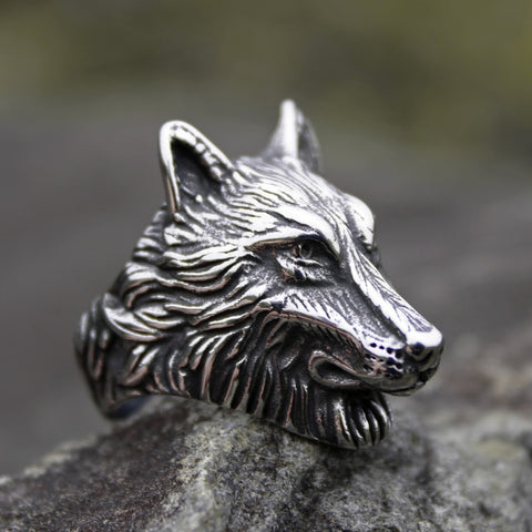 Image of wolf rings