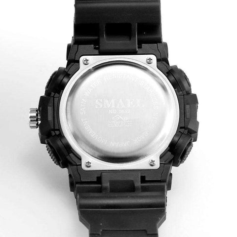 Image of Analog and Digital Watch Mens Military Watch [ 8 Variation ]