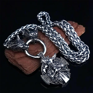 viking necklace