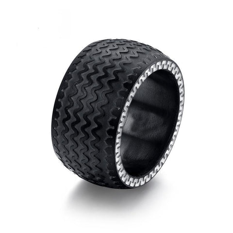 Image of Tire Design Ring