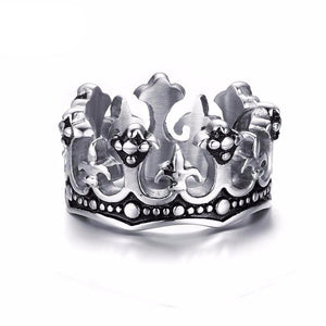 King Crown Ring