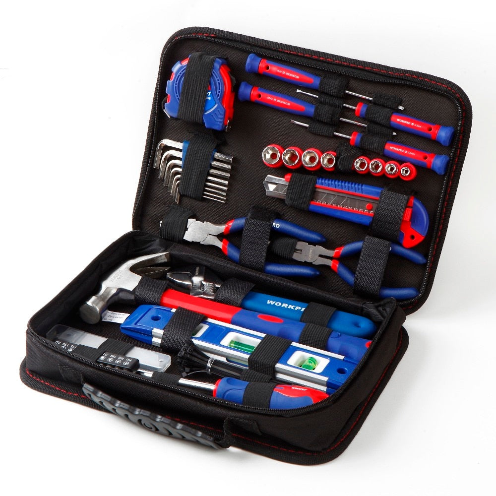 100PCS Household Tool Set, Home Tool kit