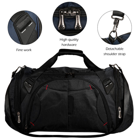 Image of Waterproof Men Sports Gym Duffle bag