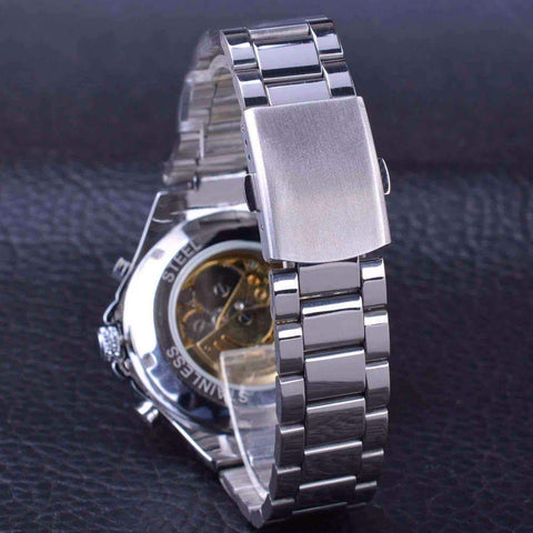 Image of Skeleton Watch,  Luxury  Automatic Watch