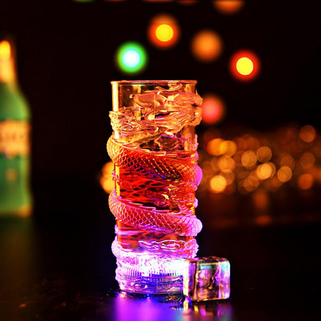 LED Beer Glass