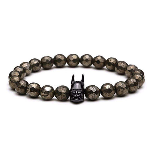 Image of Batman Beaded Bracelet [4 Variations]