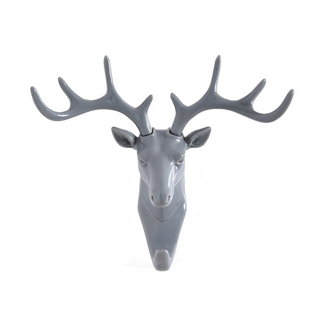 Deer Head Key Holder