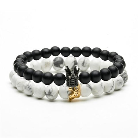 King And Queen Bracelet