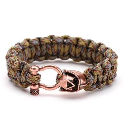Image of Trooper Paracord Bracelet