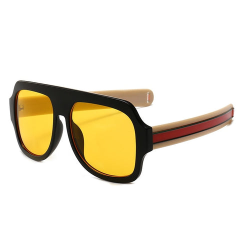 Image of Vintage Oversized Men Sunglasses