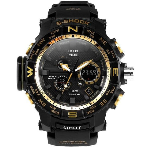 Image of Military Tactical Dual Digital Watch