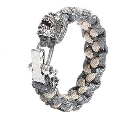 Image of Laughing Ape  Paracord Bracelet