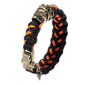 Dead King Paracord Bracelet
