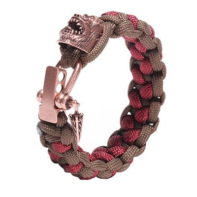 Laughing Ape  Paracord Bracelet