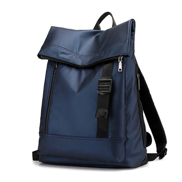 High Capacity Oxford Cloth Laptop Backpack