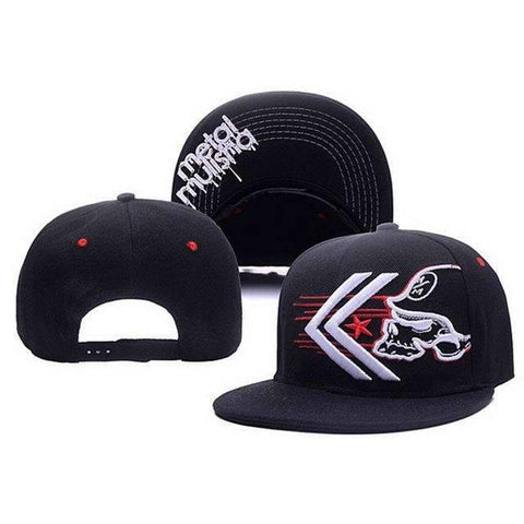 Image of Gothic Metal Baseball Cap - [19 Variants]