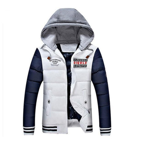 Image of BARRET Mens Hooded Winter Jacket