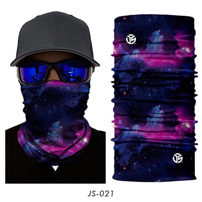 Image of Neck Gaiter Face Mask Shield
