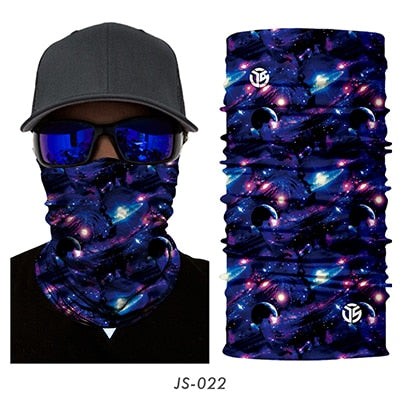 Neck Gaiter Face Mask Shield