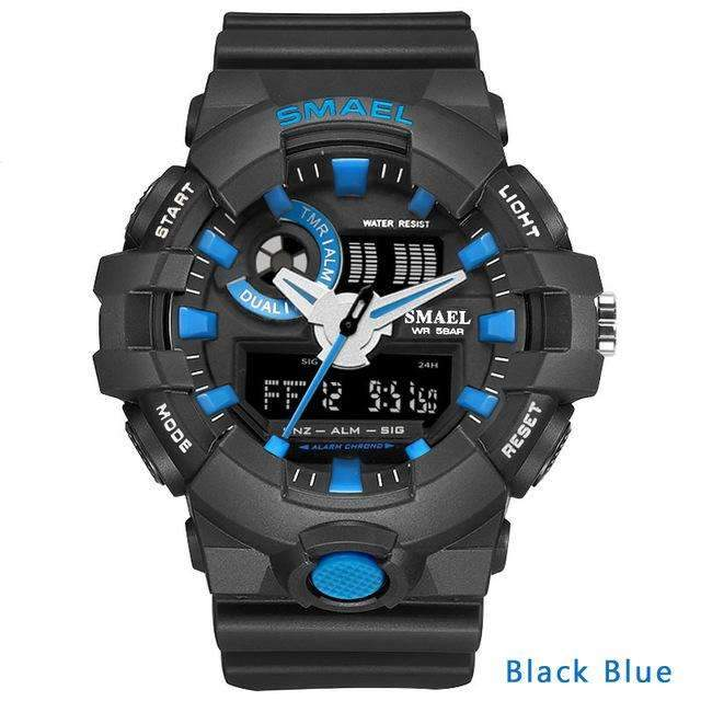 Analog and Digital Watch sport watch