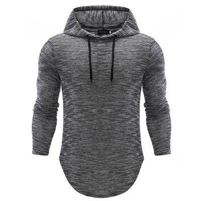 Image of Querano Flax Hooded Sweatshirt