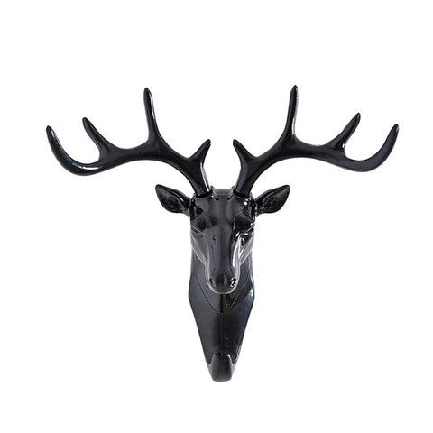 Image of Deer Head Key Holder