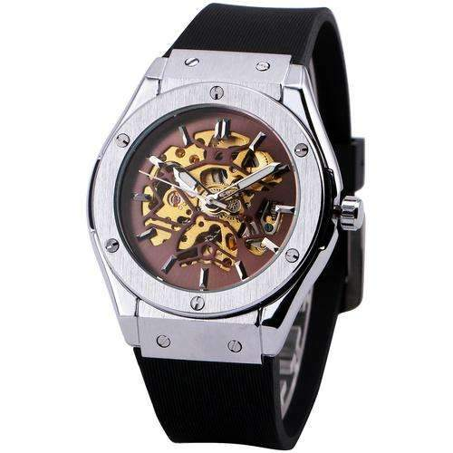 Men's Military Mechanical Wristwatch