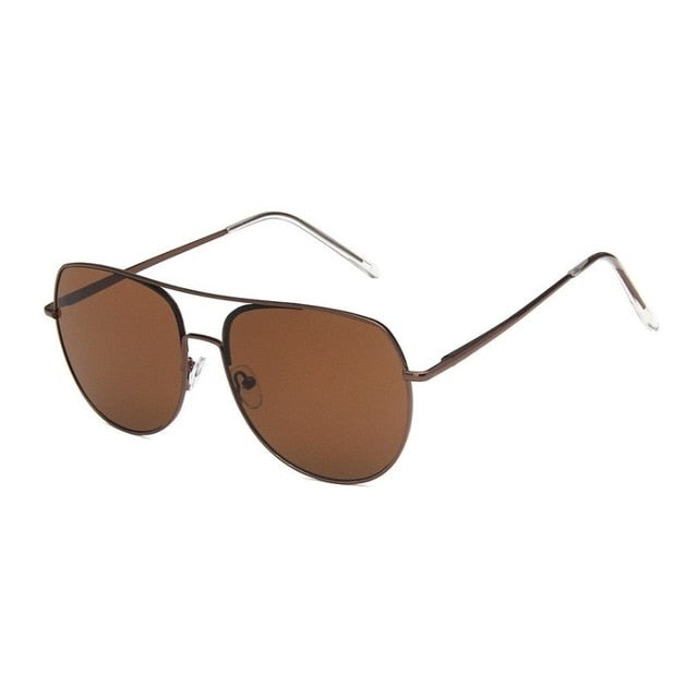 Men Aviator Sunglasses Retro Fashion Sunglasses