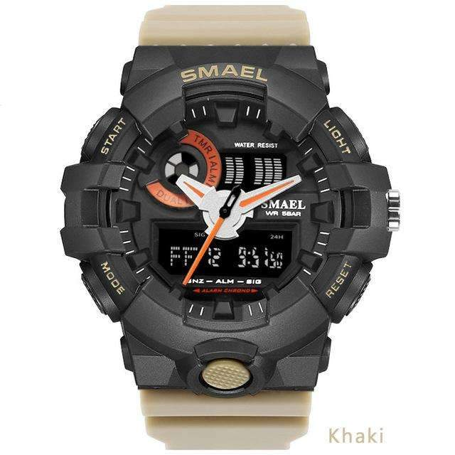 Analog and Digital Watch Mens Military Watch [ 8 Variation ]