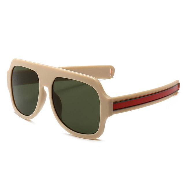 Vintage Oversized Men Sunglasses