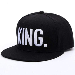King and Queen Baseball Cap - [8 Variants]