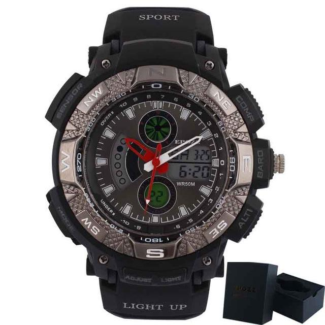 Men's Digital Analog Sport Watch