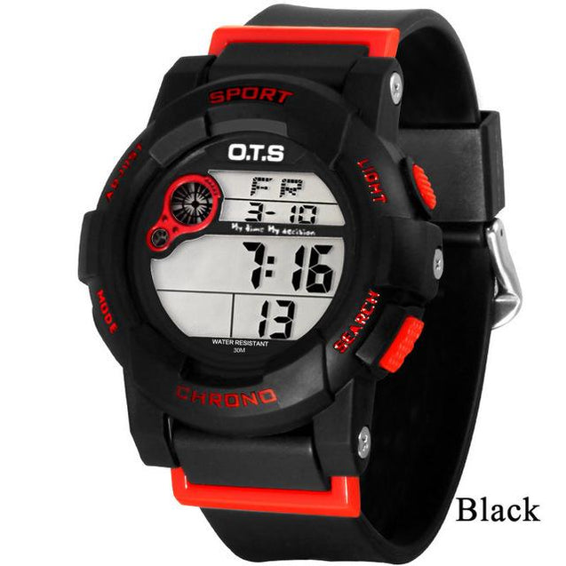 Waterproof Kids Digital Watches