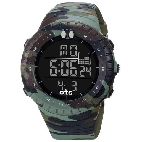 Image of Naval Force Digital Watch