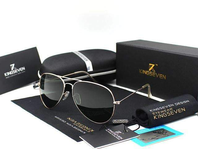 Classic Polarized Sunglasses [ 6  Variation ]
